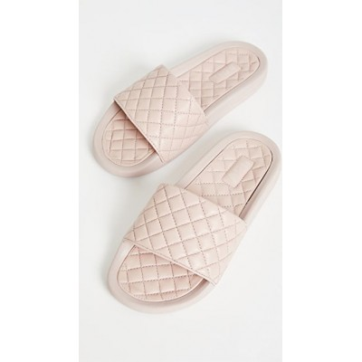 APL: Athletic Propulsion Labs Girl's Lusso Slides Rose Dust outfits UGTA999
