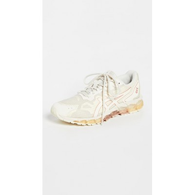 Asics Young Ladies Gel Quantum 360 Sneakers Birch/Rose Gold on sale near me FBVE127