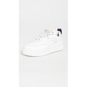 Eytys Young Women's Sidney Sneakers White New Style NHEJ176