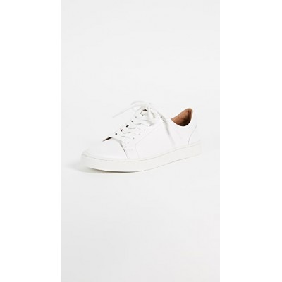 Frye Women's Ivy Low Lace Sneakers White outlet ZOTS782