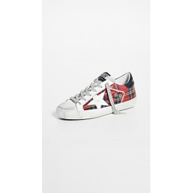 Golden Goose Women's Superstar Sneakers Double Check/White 2021 WCGX834