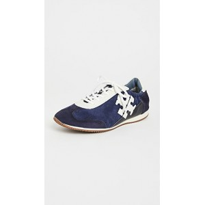 Tory Burch Girl's Tory Sneakers Perfect Navy Sale SGFU309