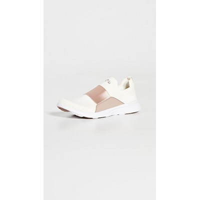 APL: Athletic Propulsion Labs Women's TechLoom Bliss Sneakers Pristine/Almond/White Discount KEWV628