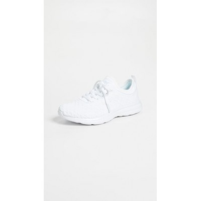 APL: Athletic Propulsion Labs Womens Techloom Phantom Sneakers White Discount QUFX489