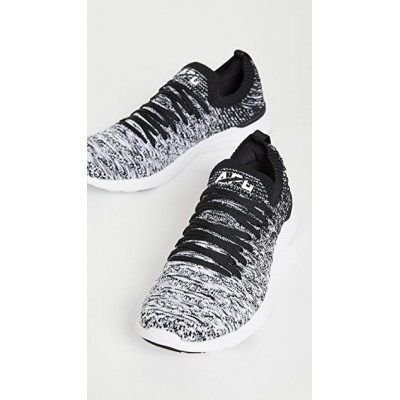 APL: Athletic Propulsion Labs Women's TechLoom Wave Sneakers Black/White/Ombre XTCW771