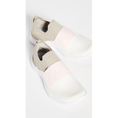 APL: Athletic Propulsion Labs Young Ladies Techloom Bliss Sneakers Taupe/Nude/Pristine Or Sale Near Me WCMT413