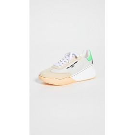 Stella McCartney Young Women's Runner Loop Sneakers Butter/Multi Collection PIIF944