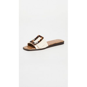 Sam Edelman Young Ladies Inez Strapped Sandals Sand most comfortable KFXV395