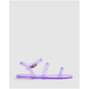 Womens Jellie Therapy Lilac wholesale UBSHACE
