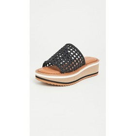 Clergerie Young Ladies Fausta Sandals Black business casual PPFL779