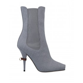 Women High Heels Clearance Casual - Women Ankle boots Textile fibers YUVY66847
