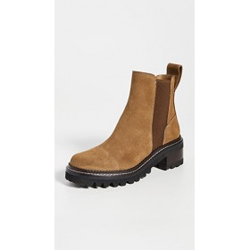 See by Chloe Girl's Mallory Boots Tobacco Trends ZKFF407