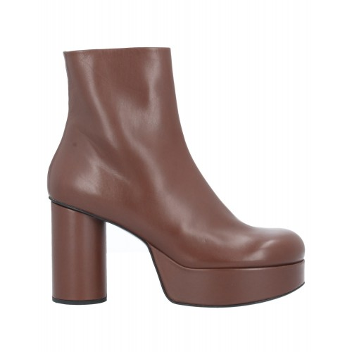 Women Low Heels And Flat Ankle Boots 2021 Trends Trend - Women Ankle boots Soft Leather MELU45595