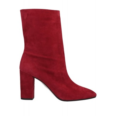 Women Low Heels And Flat Ankle Boots Best - Women Ankle boots Soft Leather CRF696716