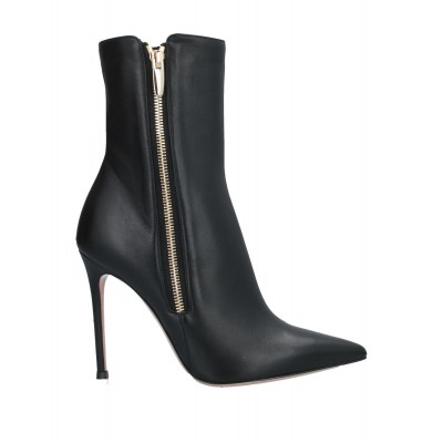 Women Low Heels And Flat Ankle Boots Business Casual - Women Ankle boots Soft Leather QU4C76032