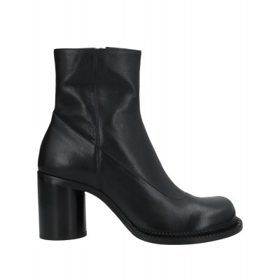 Women Low Heels And Flat Ankle Boots Cheap Designer - Women Ankle boots Soft Leather W6SAI7986