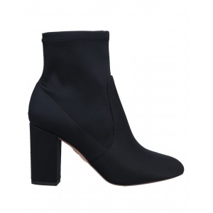 Women Low Heels And Flat Ankle Boots Deals Comfort - Women Ankle boots Textile fibers N460O4842