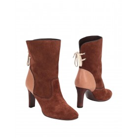 Women Low Heels And Flat Ankle Boots Hot Sale Near Me - Women Ankle boots 100% Calfskin 30NY76930
