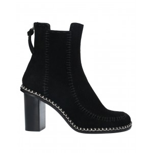 Women Low Heels And Flat Ankle Boots Hot Sale New - Women Ankle boots Soft Leather C0XTL8889
