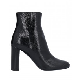 Women Low Heels And Flat Ankle Boots hot topic - Women Ankle boots Soft Leather 4JEMD905