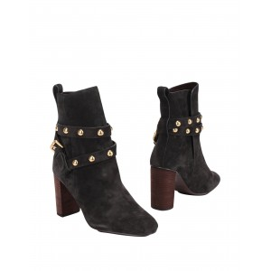 Women Low Heels And Flat Ankle Boots in new look The Best Brand - Women Ankle boots 100% Calfskin JQJD2773