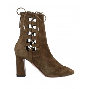 Women Low Heels And Flat Ankle Boots In Store in style - Women Ankle boots Soft Leather B44RX173