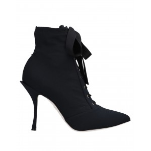 Women Low Heels And Flat Ankle Boots new look good quality - Women Ankle boots Textile fibers TQEHQ5290
