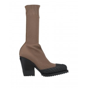 Women Low Heels And Flat Ankle Boots New Look New Arrival - Women Ankle boots Textile fibers UEZ552796