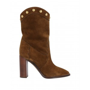 Women Low Heels And Flat Ankle Boots On Sale Trends - Women Ankle boots Soft Leather 8M6EP6866