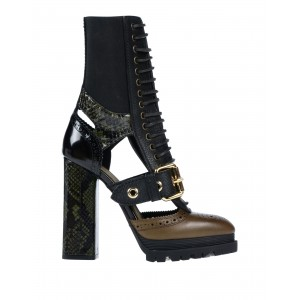 Women Low Heels And Flat Ankle Boots outlet Cost - Women Ankle boots Soft Leather 8GG686588