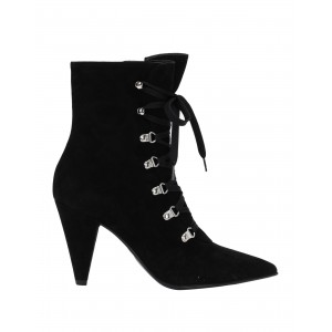 Women Low Heels And Flat Ankle Boots Popular - Women Ankle boots Soft Leather LZ0S05425