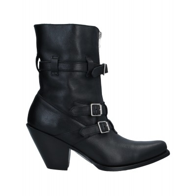 Women Wedge Ankle Boots comfortable - Women Ankle boots Calfskin RTRCG8446