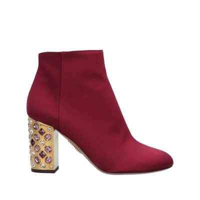 Women Wedge Ankle Boots Cost - Women Ankle boots Textile fibers ADYBC1914