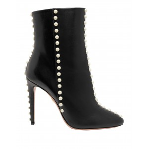 Women Wedge Ankle Boots On Sale New Style - Women Ankle boots Calfskin TAHGV1654
