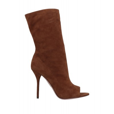 Women Mid Heels Chelsea Boots e fashion New Style - Women Ankle boots Soft Leather 5LLAS6285