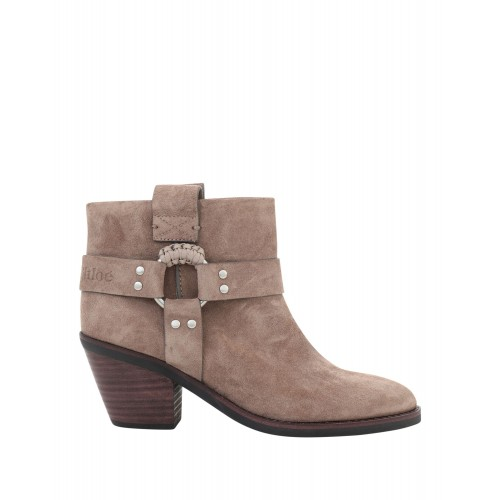 Women Mid Heels Chelsea Boots In Store business casual - Women Ankle boots 100% Calfskin N930E9641