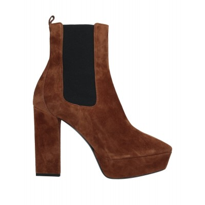 Women Mid Heels Chelsea Boots On Line The Most Popular - Women Ankle boots Soft Leather 3OLPK1945