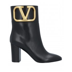 Women Mid Heels Chelsea Boots Top Sale Design - Women Ankle boots Soft Leather VK500683