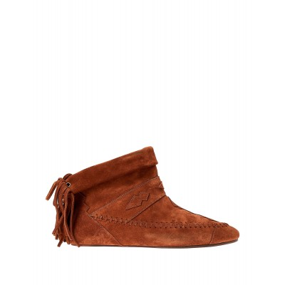 Women Wedge Chelsea Boots For Sale Popular - Women Ankle boots Soft Leather WAHC27164