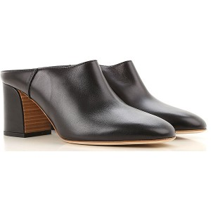 Tod's Women Pumps Black Leather in new look STBLF7698