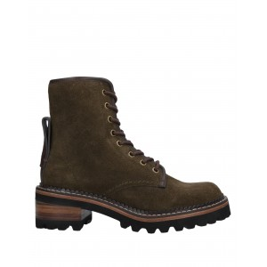 Women Hiking Shoes Selling Well Design - Women Ankle boots Calfskin 4DH2Z9704