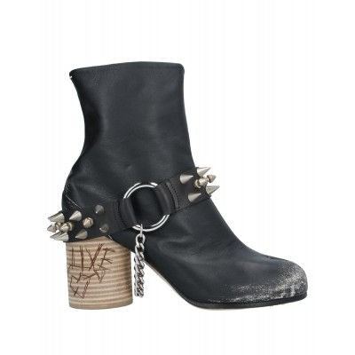 Women High Heels Laced Shoes 2021 Trends Cost - Women Ankle boots Soft Leather KA72K976