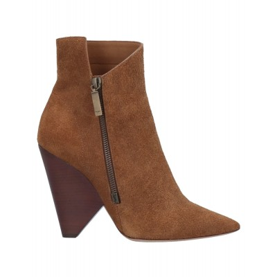 Women High Heels Laced Shoes Cheap good quality - Women Ankle boots Soft Leather JD5268747