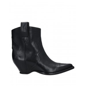 Women High Heels Laced Shoes In Store Trending - Women Ankle boots Soft Leather 1D45K1582