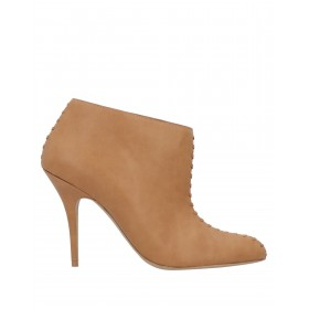 Women High Heels Laced Shoes new in The Most Popular - Women Ankle boots Textile fibers HP42H6363