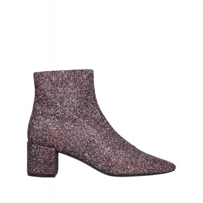 Women Low Heels Laced Shoes 2021 New - Women Ankle boots Textile fibers Z0SII4953