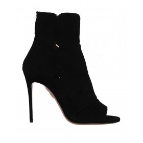 Women Low Heels Laced Shoes Cut Off Trending - Women Ankle boots Soft Leather B4TUI6491