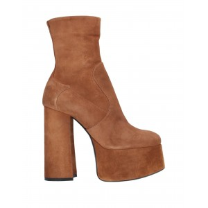 Women Low Heels Laced Shoes new in New Style - Women Ankle boots Soft Leather XTPNJ6353