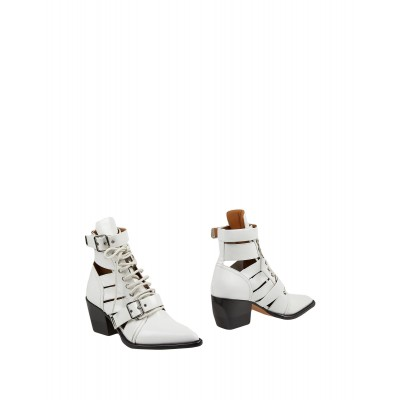 Women Low Heels Laced Shoes on clearance Cost - Women Ankle boots Soft Leather DNJ94964