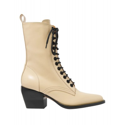 Women Low Heels Laced Shoes on sale online Regular - Women Ankle boots Soft Leather RG72A2956
